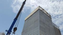 Expanded malt storage thanks to silo upgrade