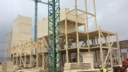 Turnkey silo solution for Congolese flour producer