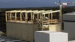 Silo expansion for fish feed producer Biomar